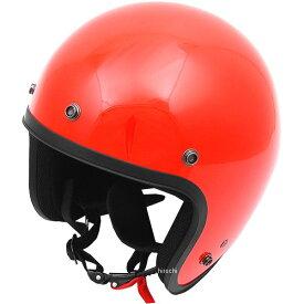 【メーカー在庫あり】 ダムトラックス DAMMTRAX ヘルメット JET-D オレンジ フリーサイズ(57cm-60cm) 4560185906185 HD店