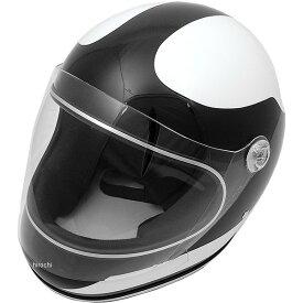 ダムトラックス DAMMTRAX ヘルメット AKIRA スピーディ フルフェース 黒/白 L(59cm-60cm) 4560185903085 HD店