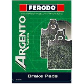 フェロード FERODO ブレーキパッド アージェント 00年-03年 XN125N オーガニック フロント FDB889AG HD店