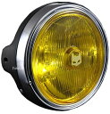 マーシャル MARCHAL ヘッドライト 889 ドライビングランプ フルキット 180φ 汎用 黄/黒 800-8015 HD店
