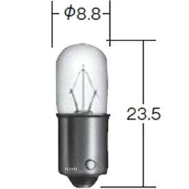 小糸製作所 白熱バルブ T8.5 12V4W 10個入り 1285 HD店