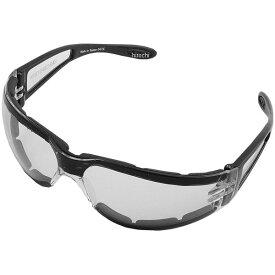 【USA在庫あり】 ボブスター BOBSTER サングラス Shield II 黒/クリアレンズ 2610-0299 HD店