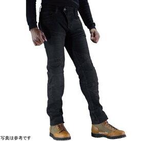 【メーカー在庫あり】 PK-718II コミネ KOMINE 春夏モデル スーパーフィットケブラーデニムジーンズ レディース 黒 WS/26サイズ 4573325724402 HD店