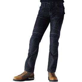 【メーカー在庫あり】 WJ-739S コミネ KOMINE 春夏モデル スーパーフィット プロテクトメッシュジーンズ 黒 2XL/36サイズ 4573325722040 HD店