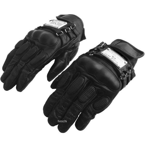イエローコーン レザーグローブ 黒 Lサイズ YG-246 HD