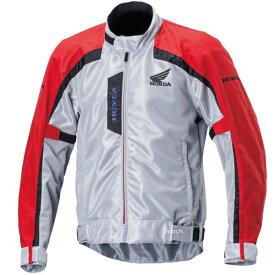 ホンダ純正 春夏モデル ブレードメッシュジャケット 赤/グレー 3Lサイズ 0SYTH-X37-R HD店
