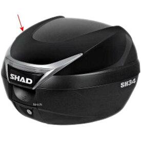【メーカー在庫あり】 シャッド SHAD SH34専用 カラーパネル ブラック D1B34E21 HD店