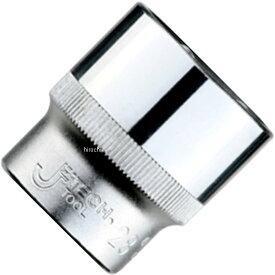 【メーカー在庫あり】 ジェイテック JETECH 3/8インチ(9.5mm)ソケット 6角 9mm SK38-9 HD店