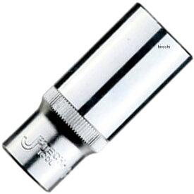 【メーカー在庫あり】 ジェイテック JETECH 3/8インチ(9.5mm)ディープソケット 6角 9mm SK38-D9 HD店