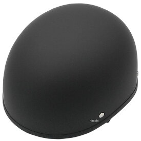 モトボワットBB Moto Boite ダックテールヘルメット マット黒 フリーサイズ(58-60cm未満) 10675137 HD店
