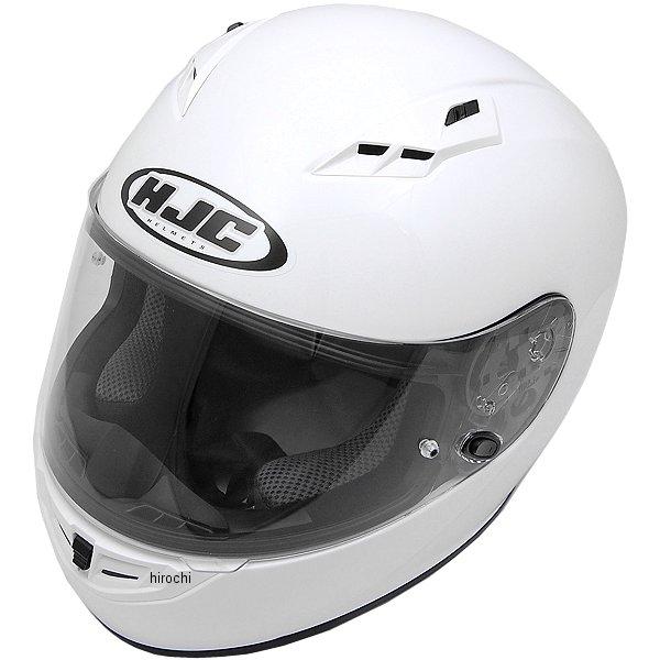 エイチジェイシー HJC フルフェイスヘルメット CS-15 ソリッド 白 Sサイズ(55-56cm) HJH113WH01S HD店