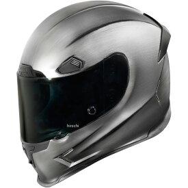 【USA在庫あり】 アイコン ICON フルフェイスヘルメット Airframe Pro Quickシルバー Sサイズ 0101-10171 HD店
