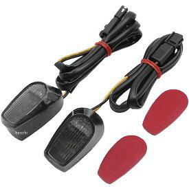 【メーカー在庫あり】 キジマ LEDフロントウインカーセット 10年-14年 BMW S1000RR スモーク BM-01207 HD店