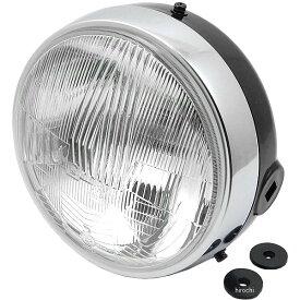 【メーカー在庫あり】 シビエ CIBIE ヘッドライト MOTO180φ H4 12V60/55W クリア/ブラックボティ HM20 HD店