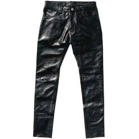 カドヤ KADOYA 2018年春夏モデル レザーパンツ LTR-PANTS 黒 WMサイズ 2268-0 HD店