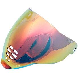 【USA在庫あり】 アイコン ICON フライトプロシールド Airflite用 RSTレッド 0130-0783 HD店