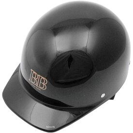 【メーカー在庫あり】 モトボワットBB Moto Boite ハーフキャップヘルメット 黒 フリーサイズ(58-60cm未満) 079122011 HD店