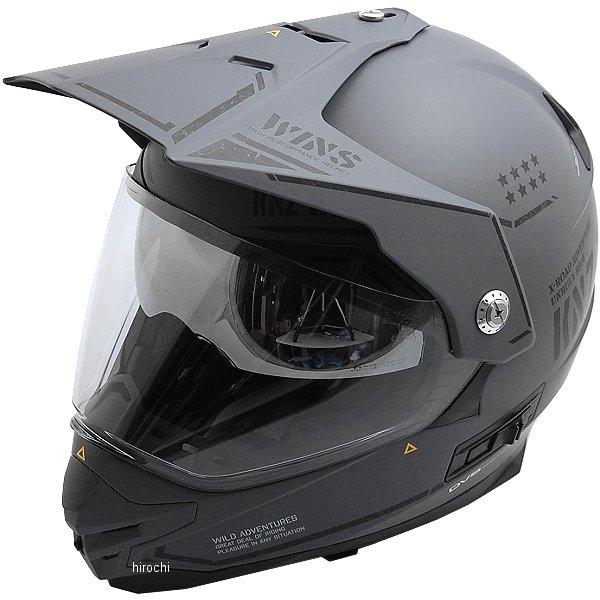 ウインズ WINS オフロードヘルメット X-ROAD Combat マットアーミーグレー Lサイズ 4560385768132 HD