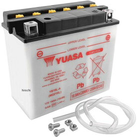 【USA在庫あり】 ユアサ YUASA バッテリー 開放型 YB18L-A 581075 HD店