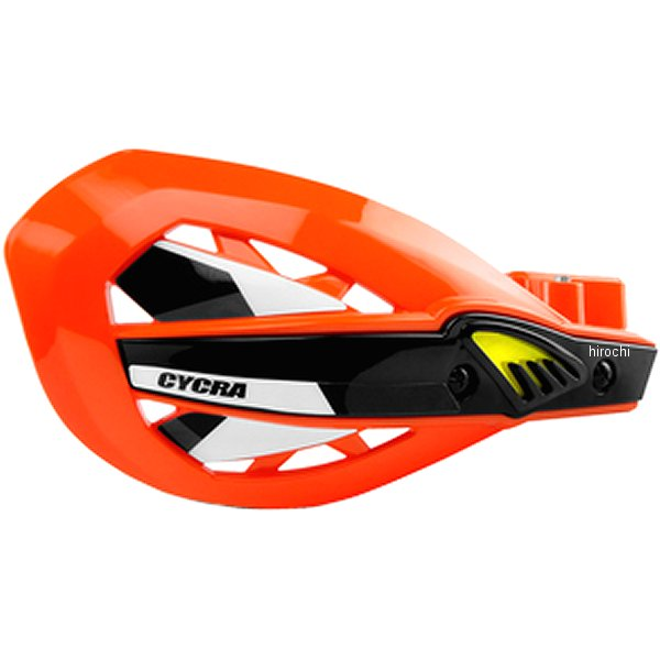 【USA在庫あり】 サイクラ CYCRA ECLIPSE ハンドシールドキット 16年以降 KTM オレンジ 121450 HD店