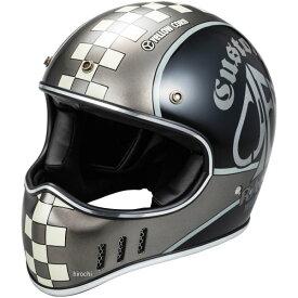 イエローコーン YeLLOW CORN 2018年秋冬モデル フルフェイスヘルメット 黒/ガンメタル フリーサイズ YBFH-001 HD店