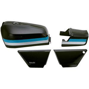 ドレミコレクション 外装セット FXタイプ ゼファー400X E3エボニー 前期シート 17163 HD店