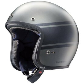 【メーカー在庫あり】 アライ Arai ジェットヘルメット クラシックモッド バンデージ グリーン Lサイズ(59cm-60cm) 4530935503964 HD店