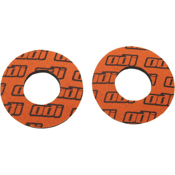 【メーカー在庫あり】 オーディーアイ グリップ ODI GRIP グリップドーナッツ オレンジ F70DNO HD店