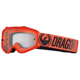 【メーカー在庫あり】 ドラゴン DRAGON MXV ゴーグル ブレーク 赤 MX-17058 HD店