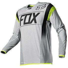 【メーカー在庫あり】 フォックス FOX ジャージ フレックスエアー クローマ ライトグレー XLサイズ 17440-006-XL HD店