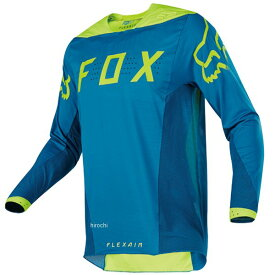 【メーカー在庫あり】 フォックス FOX ジャージ フレックスエアー モス ティール XLサイズ 17237-176-XL HD店