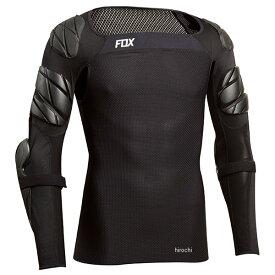 【メーカー在庫あり】 フォックス FOX プロテクター エアフレームプロ スリーブ 黒  L/XLサイズ 20786-001-L/XL HD店