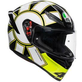 【メーカー在庫あり】 028190IY-006-L エージーブイ AGV フルフェイスヘルメット K1 JIST TOP GOTHIC 46 Lサイズ(59-60cm) 028190IY006-L HD店