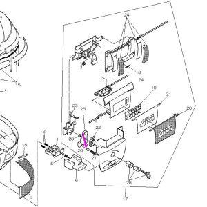 【メーカー在庫あり】 ジビ GIVI モノロックケース用 スチールボール Z630 61270 HD店