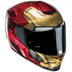エイチジェイシー HJC フルフェイスヘルメット MARVEL RPHA70 アイアンマン ホームカミング IRONMAN Sサイズ(55-56cm) HJH139RE01S HD店