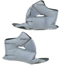 【USA在庫あり】 アイコン ICON チークパッド Airmada用 HydraDry 15mm 3XLサイズ 0134-1402 HD店