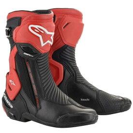 アルパインスターズ 2019年春夏モデル ブーツ SMX PLUS V2 13 黒/赤 45サイズ 29.5cm 8033637962450 HD店