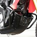405-2361 キジマ エンジンガード 17年以降 CRF250L、CRF250M、CRF250ラリー 黒 405-2361 HD店
