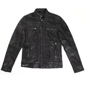 RLJ202 ライズ RIDEZ ジャケット CLUBS ランプブラック 2XL サイズ 4527625106000 HD店