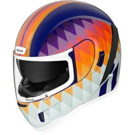 アイコン ICON フルフェイスヘルメット AIRFORM HELLO SUNSHINE 白 3XLサイズ 0101-13295 HD店