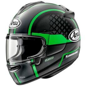 カワサキ純正 フルフェイスヘルメット VECTOR-X KAWASAKIテイクオフ Lサイズ(59cm-60cm) J8010-K042 HD店