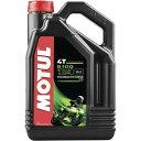 【USA在庫あり】 モチュール MOTUL 5100 半化学合成 4スト エンジンオイル 10W40 4リットル 104068 HD店
