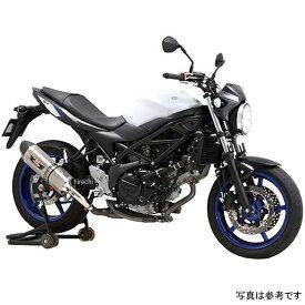 ヨシムラ R-77Jサイクロン EXPORT SPEC スリップオンマフラー 16年 SV650 ABS SMC 110-169-5W20 HD店