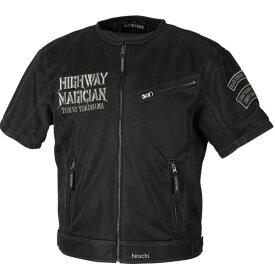 イエローコーン YeLLOW CORN 2021年春夏モデル メッシュTシャツ 黒/ゴールド LLサイズ YMT-003 HD店