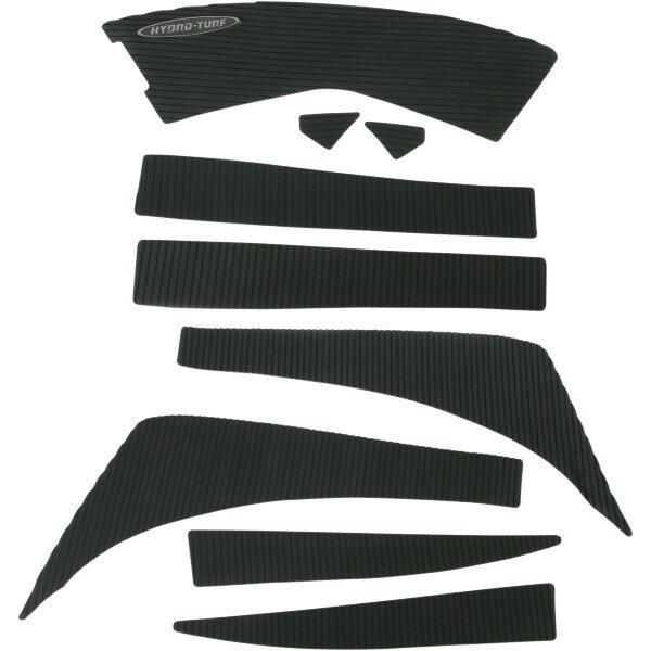 【USA在庫あり】 ハイドロターフ HYDRO-TURF マットシート 07年-08年 カワサキ Ultra 250/LX 黒 1621-0317 HD