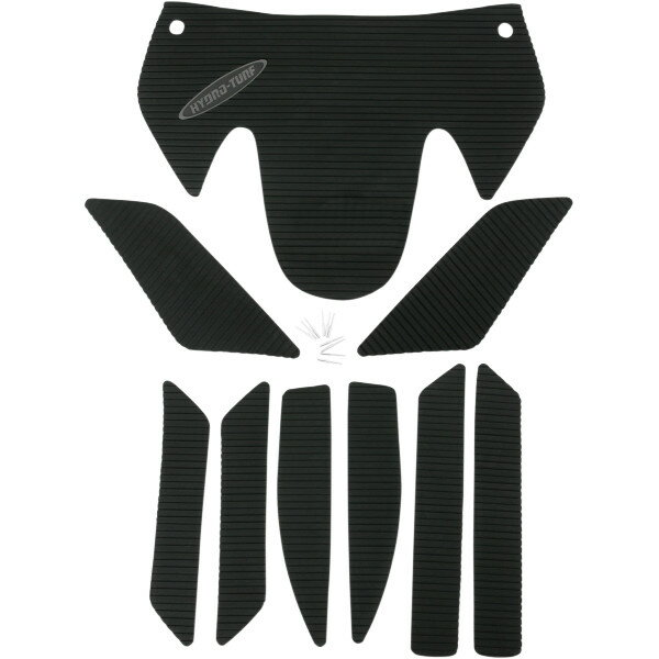 【USA在庫あり】 ハイドロターフ HYDRO-TURF マットシート 01年-05年 ヤマハ GP800R 黒 1621-0331 HD