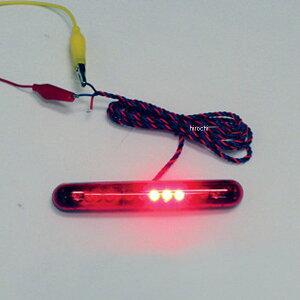 【USA在庫あり】 カスタム ダイナミクス LEDライトバー Knight Rider ダブル球仕様 12LED 赤/点滅ブレーキ、流れ点灯 2040-0647 HD店