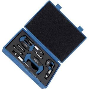 スナップオン Snap-on ブルーポイント 外側用マイクロメーター 3個 セット (1インチ、2インチ、3インチ) MICB103B HD店