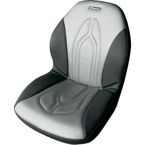 【USA在庫あり】 HT MOTO シートカバー バケットシート用 08年 カワサキ Teryx 750 4x4 カーボン調 黒 0821-0845 HD
