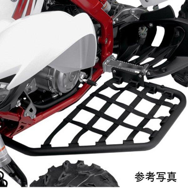 【USA在庫あり】 DGパフォーマンス DG Performance ヒールガード アロイ 03年-15年 スズキ LT-Z400 テクスチャ/黒 0530-0936 HD店